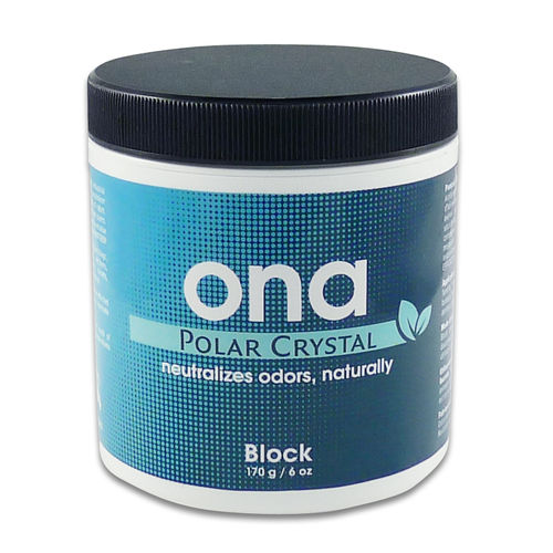 Ona Block Polar Crystal 175 gram