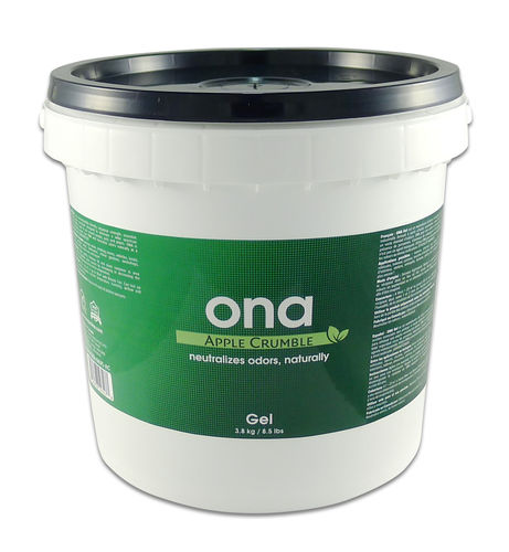 Ona Gel Apple Crumble 4 ltr emmer