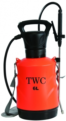 TWC Battery Spray - drukspuit 6 liter